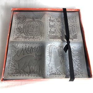 Wendell August Halloween Party Tray